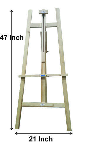 Wooden Display Easel Stand 4 Ft