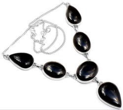 Black Onyx Necklaces