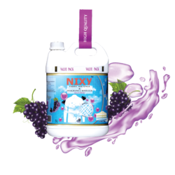 Concentrated Fabric Conditioner and Freshener 5 Ltr Grape Berry-  Refill