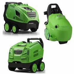 Hulk Hot and Cold Pressure Washers, Model: PW-H10 /1207AA M