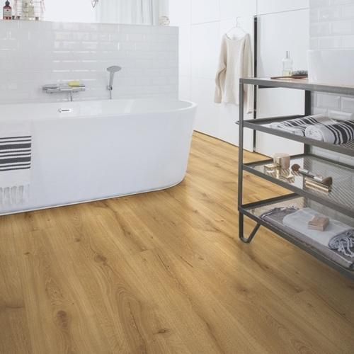Quickstep Desert Oak Warm Natural Laminate Flooring, 9.5