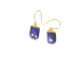 Semi Precious Earrings