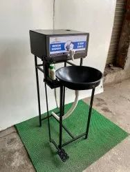 Foot Operated Handwash Station