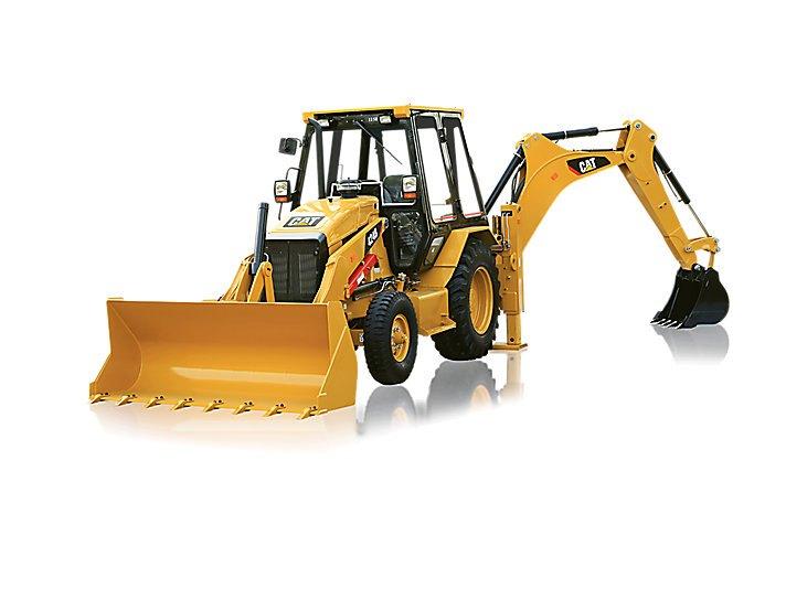 CAT Backhoe Loader - Caterpillar Backhoe Loader Latest Price
