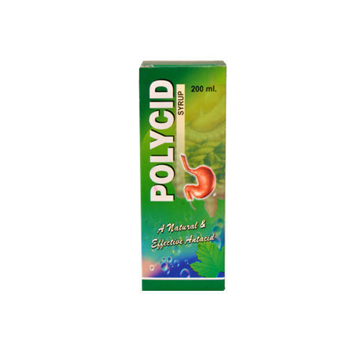 Antacid Syrup, Packaging Type: Box, 200ml