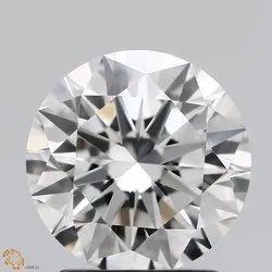 2.02ct Lab Grown Diamond CVD G VS1 Round Brilliant Cut IGI Certified TYpe2a