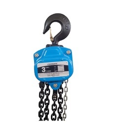 Monorail Chain Pulley Block