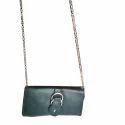 Rexine Ladies Chain Sling Bag