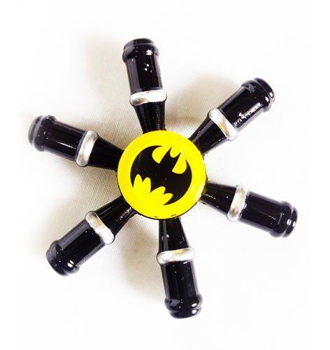 Fidget Spinner Stressbuster Super Stylish Metallic Tricolor Fidget