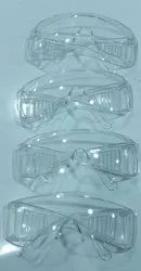 Polycarbonate Laser Safety Goggles, Frame Type: Plastic