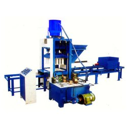 Mini Fully  Automatic Fly Ash Brick Making Machine
