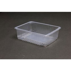 750 Ml Dhokla  & Biscuit Tray Without Lid