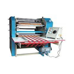 Sheet To Roll Paper Lamination Machine