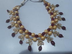 c5d7340d145 Beautiful Necklace Set With CZ Studded at Rs 239 /set | Fashion ...