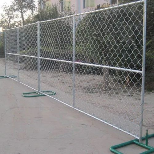 Chain Link Fence - Fencing Nets Manufacturer from Ahmedabad