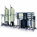 500LPH Reverse Osmosis Plant