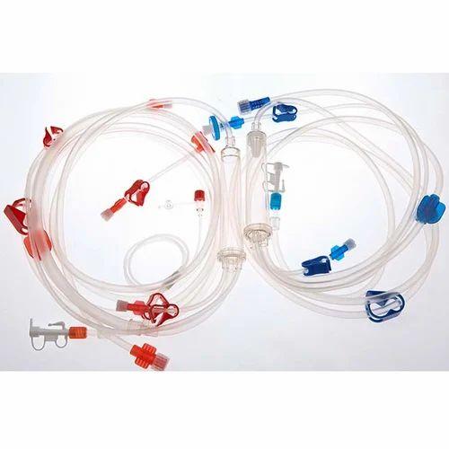 Haemodialysis Blood Tubing Set
