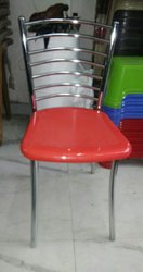 Nakoda Red Designer Dining Chair, Set Size: Set of 6