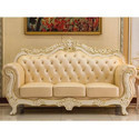 Luxury Design Beige Sofa
