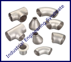 GI Butt Weld Pipe Fittings