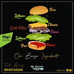 Excellent Veg Burger