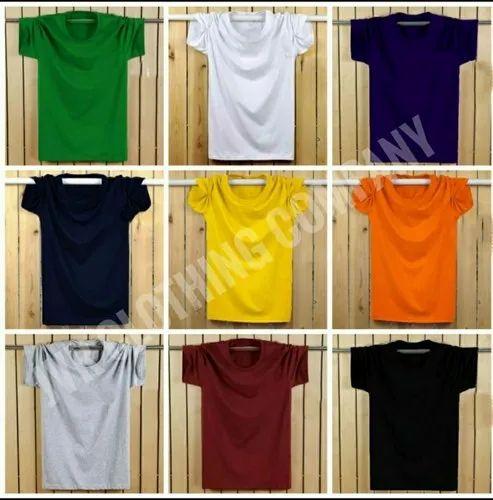 Mens Low Quality Cotton T Shirts