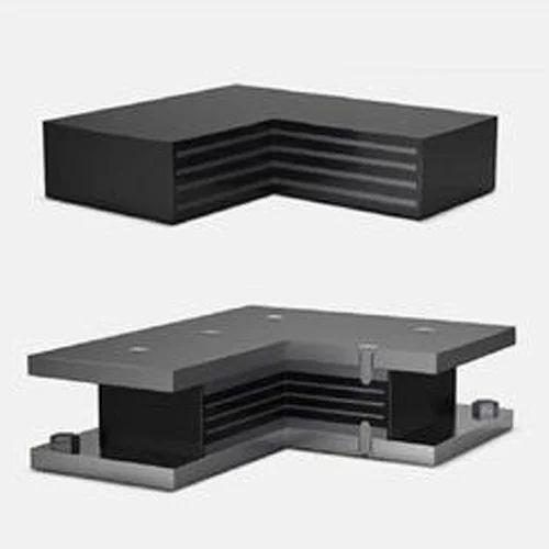 Rubber Black Elastomeric Bearings, Rs 10500 /unit Laxmi Rubber Industries |  ID: 19842392630