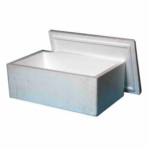 Rectangular Thermocol Box