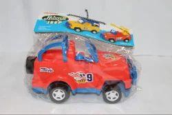 Plastic Racing Car Toys