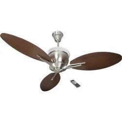 Brushed Nickel Electricity Havells Florina Ceiling Fan