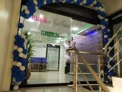 12mm Glass Partition