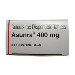 Asunra Tab Deferasirox