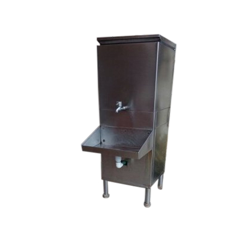 Cold Single Tap Stainless Steel Commercial Water Cooler, Cooling Capacity: 5 L/Hr