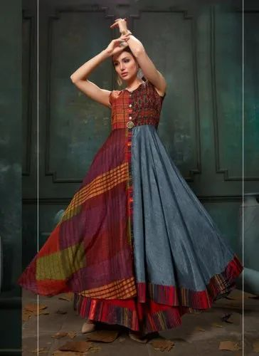 3b2d0f477 Designer Kurti - Designer Party Wear Kurtis Manufacturer from Surat