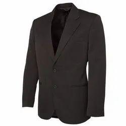 Plain Cotton Manager Blazer