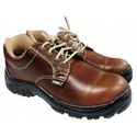 EDGE Brown Safety shoes