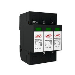 Surge Protection Devices for PV Installation