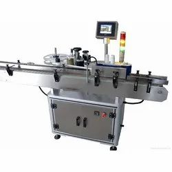 PHARMACEUTICAL BOTTLE  LABELING MACHINE