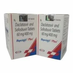 Hepcinat Plus Daclatasvir And Sofosbuvir Tablets