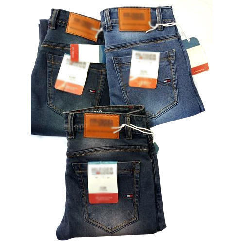 Plain Casual Wear Mens Denim Jeans, Waist Size: 28-36