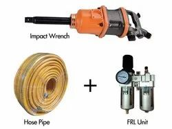 Elephant Combo FRL Hose Pipe Impact Wrench