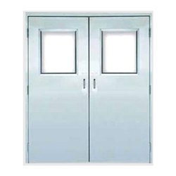 Hygienic Hermetic Clean Room Doors