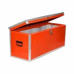 Reusable Plywood Box