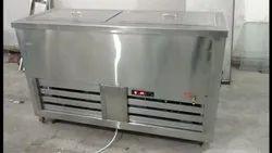 Kulfi Making Machine - 4 Tray Fixed Mould