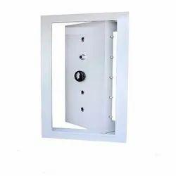 Inside Opening Security Room Door