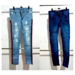 Blue Mens Stylish Jeans