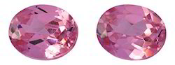 Pink Glass Morganite Gemstone