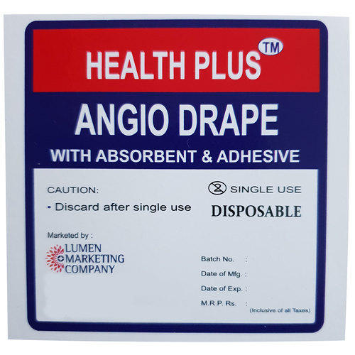 Disposable Angiography Drape, General Surgery