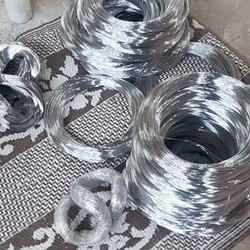 Coated 30 Gauge Hot Dip Galvanized Wire