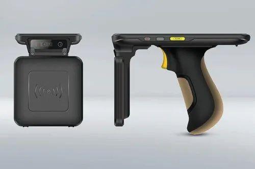 Chainway C76 UHF RFID Reader, Screen Size: 5 2 Inch   ID